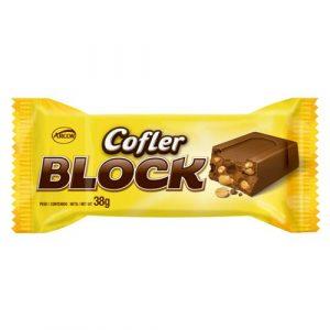 Chocolate Cofler Block