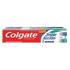 Crema Dental Colgate Triple Accion