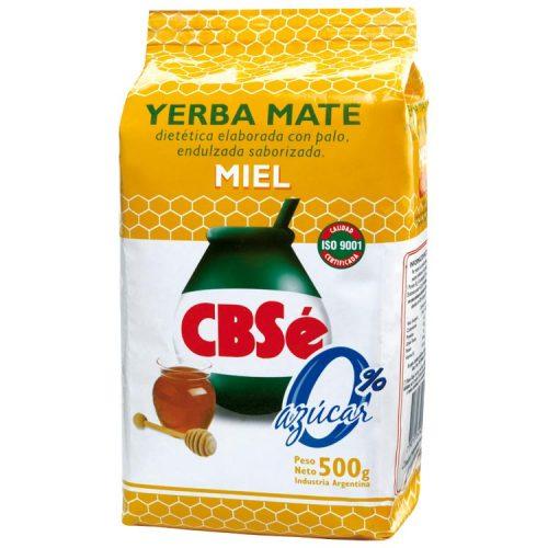 Yerba Mate Sabor Miel