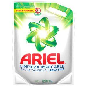 Jabón Líquido Ariel Pouche