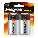 Pilas Energizer Grande.D