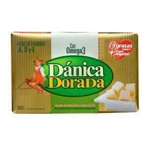 Margarina Dánica Dorada Pan