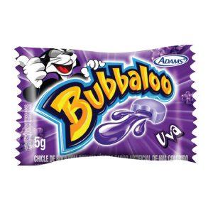 Chicles Bubbaloo Uva
