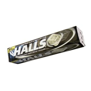 Pastillas Halls Strong Lyptus