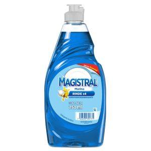 Detergente Aroma Marina Azul