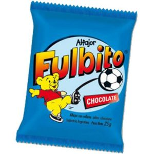 Alfajor Fulbito Chocolate