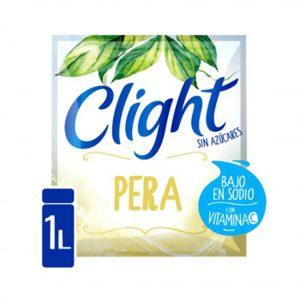 Jugo En Polvo Clight Pera