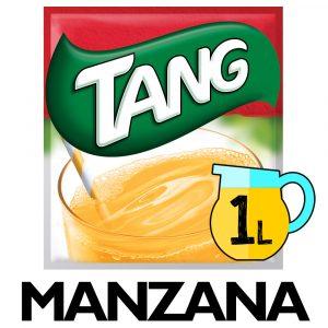 Jugo En Polvo Tang Manzana