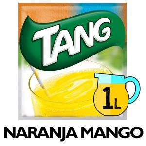 Jugo En Polvo Tang Naranja - Mango