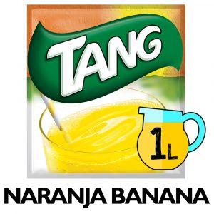 Jugo En Polvo Tang Naranja - BAnaná