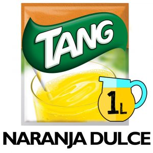Jugo En Polvo Tang Naranja Dulce