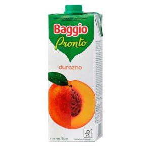 Jugo Baggio Durazno