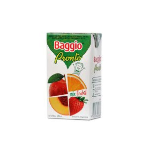 Jugo Baggio Junior Mix De Frutas