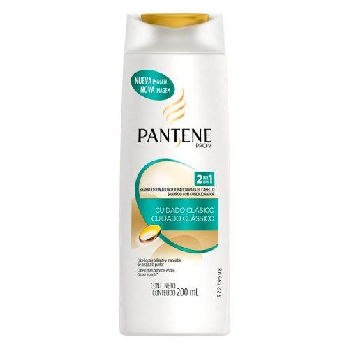 Shampoo Pantene Clásico 2 en 1