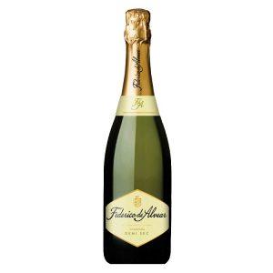 Champagne Francisco de Alvear Demi Sec