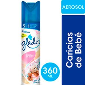 Desodorante de Ambiente Caricias de Bebé