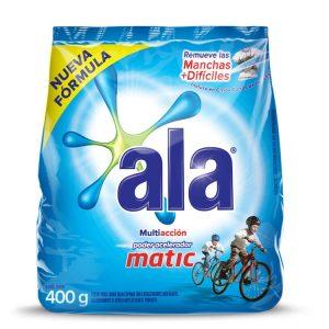 Jabón en Polvo Ala Matic