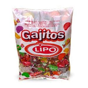 Caramelos  Lipo Gajos Ácidos