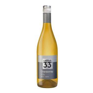 Vino Latitud 33 Chardonnay