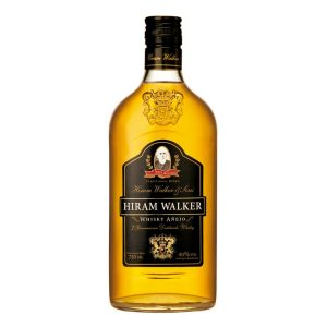 Whisky Hiram Walker