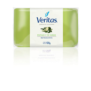Jabón de Tocador Jazmín y Té Verde