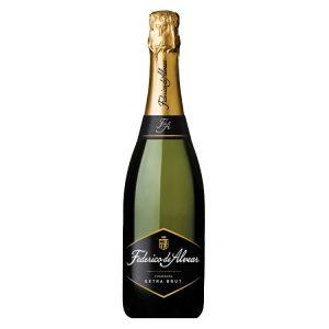 Champagne Francisco de Alvear Extra Brut