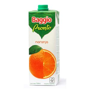 Jugo Baggio Naranja