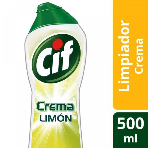 Limpiador en Crema Limón