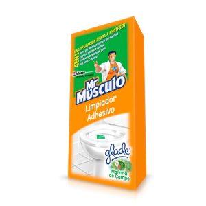 Limpiador Adhesivo para Inodoro Mañana de Campo