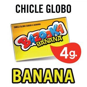 Chicles Banana