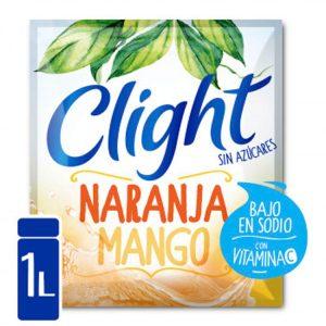 Jugo de Naranja y Mango