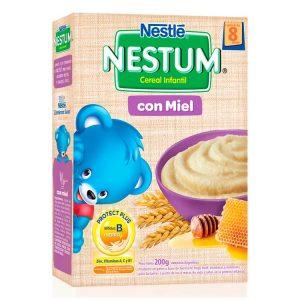 Cereal Infantil con miel