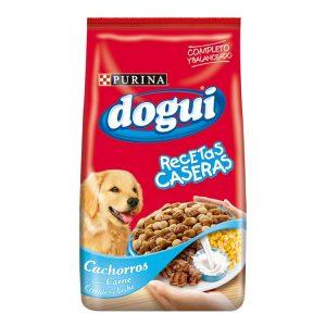 Alimento Balanceado para Cachorros sabor Carne, Cereales y Leche