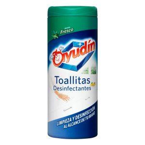 Toallitas Desinfectantes aroma Fresco