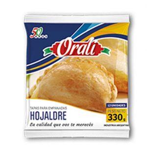 Tapas de Empanadas Hojaldre