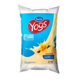Yogur Descremado Vainilla