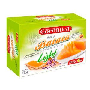 Dulce de Batata Light