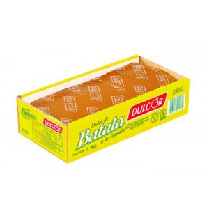 Dulce de Batata
