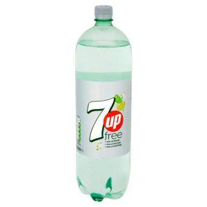 Seven Up sin Azúcar