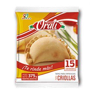 Tapas de Empanada Criolla