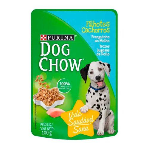 Alimento Balanceado para Cachorros sabor Pollo