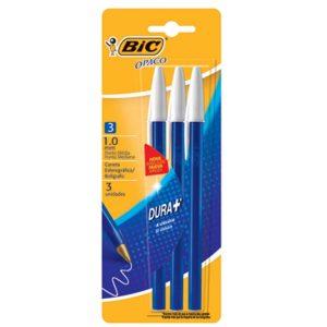 Bolígrafo Opaco Azul