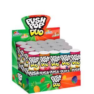 Chupetín Push Pop Duo