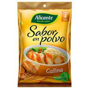 Saborizador Gallina