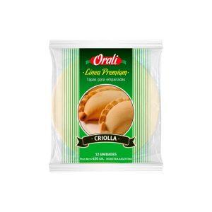 Tapas Empanadas Premium Criolla