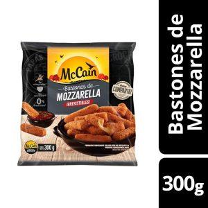 Bastonitos Mozarella
