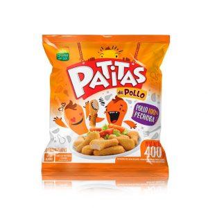 Patitas Pollo