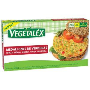 Medallon Verduras