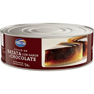 Dulce Batata Chocolate