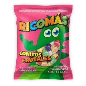 Gomitas Boton Fruta
